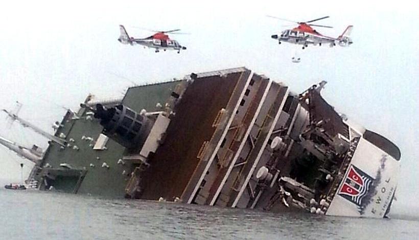 集體氣色, 歲月號/世越號 沉船事故......(1)